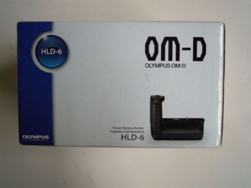 OLYMPUS HLD-6 OM-D POWER BATTERY HOLDER